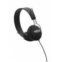 Audifonos Wesc Tambourine Negros Premium Headphones Vv4