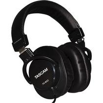 Tascam Audífono Para Monitorear Audio Profesional Th-mx2