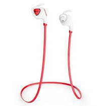 Audifono Bluedio Q5 Sports Bluetooth Stereo Sports (rojos)