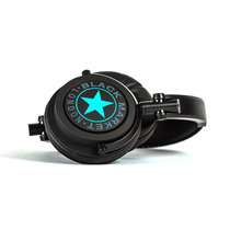 Audífonos Black Market Aqua Con Control De Volumen