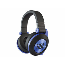 Audifonos Inalambricos Bluetooth Jbl Synchros E50bt Azul