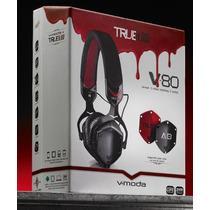 Audifonos V-moda Crossfade V-80 True Blood Edicion Especial