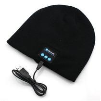 Gorro Bluetooth Manos Libres Beanie Audífonos Stereo