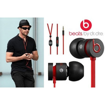 Audífonos Beats By Dr. Dre Modelo Urbeats Black Edition New