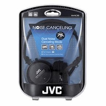 Audifonos Jvc® Monitor Reduccion De Ruido Ha-nc80