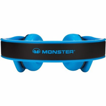 Audifonos Monster Dna Calidad Headphones Laser Blue Adn Caja