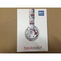 Audifonos Beats Solo2 Hello Kitty