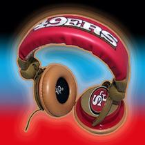 Audifonos Nfl San Francisco 49ers Tipo D J