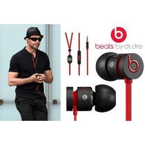Audífonos Beats By Dr. Dre Modelo Urbeats Black Edition