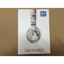 Audifonos Beats Solo2 Hello Kitty