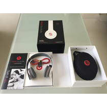 Audifonos Beats By Dr.dre Solo Monster Blancos