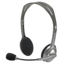 La Mas Barata Diadema Logitech H110 Stereo (981-00030