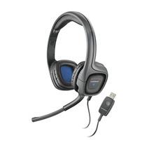 Headset Multimedia Plantronics Audio 655 Usb P/ Skype Maa