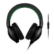 Razer Kraken Pro 2015 Gaming Headset Analógica, Negro