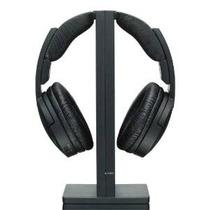 Sony Mdrrf985rk Inalámbrico Rf Auriculares, Negro