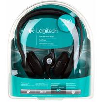 Diadema Logitech Usb Headset H390