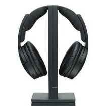 Sony Mdrrf985rk Para Auriculares Inalámbricos Rf Negro