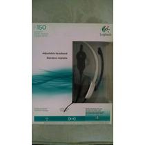 Diadema Profesional Logitech H150. Audifono Stereo Micrófono