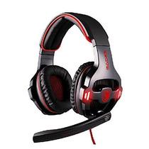 Black Sades Sa-903 7.1 Surround Sound Effect Usb Gaming Head