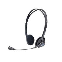 El Mas Barato Audifono Acteck Basic Hi-fi Am-370 Negro