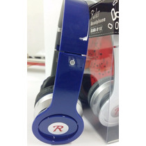 Audífonos Inalambricos Bluetooth Mp3 Radio Fm Slot Micro Sd