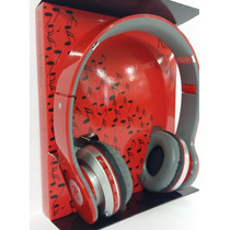 Audífonos Inalambricos Bluetooth Radio Fm Slot Micro Sd Mp3