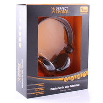 Diadema De Audifonos Con Microfono Perfect Choice Para Pc