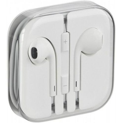 Audifonos Iphone/ipod/ipad C/control Volumen, Manos Libres