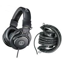 Audio Technica Ath-m30x Audifonos Dj Y Estudio Nuevo Modelo