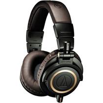 Audio Technica Ath-m50x Audifonos Dj Estudio Limited Edition