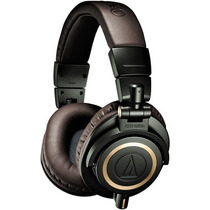 Audio Technica Ath-m50x Audifonos Dj Estudio Limited Edition