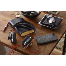 Audifonos Sennheiser Momentum On Ear Negros,nuevos Solo 2990