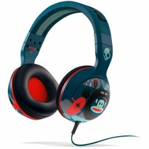 Skullcandy Hesh 2.0 Paul Frank Navy /red Dj´s