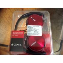 Audífono Sony Mod. Mdr-zx310