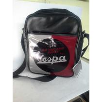 Bolsa Unisex Back Pack Mariconera Vespa Original