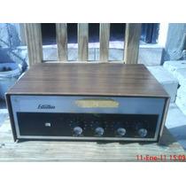 Amplificador Antiguo Executone 25 Watts