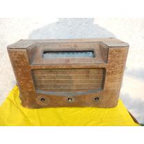 Antiguo Radio De Bulbos Westinghouse Para Reparar