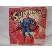 Disco Lp De Superman