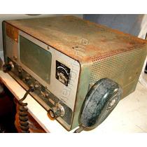 Radio Antiguo Militar Heathkit 18 Años 60s