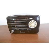 Radio De Bulbos Silvertone Para Reparar