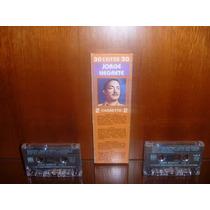 2 Cassette 30 Exitos De Jorge Negrete Orfeon