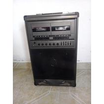 Amplificador Karaoke De Los 90`s De Cassette Optimus