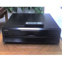 Reproductor De Cd D 6 Discos Onkyo Modelo Dx-c390