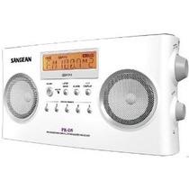 Sangean Pr-d5 Radio Portátil Con Sintonización Rds Y Digital