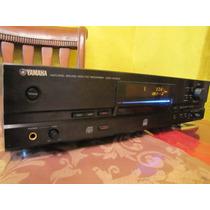 Grabador/quemador Yamaha,cd-hddaudio Master Quality Recorder