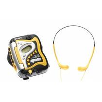 Walkman Sport Wm Fs420 Cassette Radio Digital Nuevo Audifon