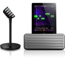Sistema De Sonido Karaoke Philips Aea7100 Portatil Bluetooth