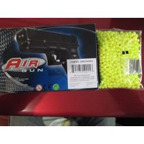 Pistola De Juguete Tipo Airsoft Bullets Escuadra En Plastico