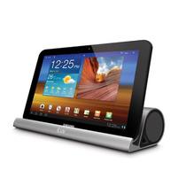 Genial Bocina Con Stand Para Ipad Tablet Celular Iluv Isp245