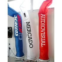 Avqro Sky Dancer 4 Metros Y Forro De Regalo